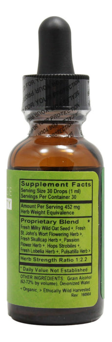 Zzzzz - 1 oz Liquid - Supplement Facts