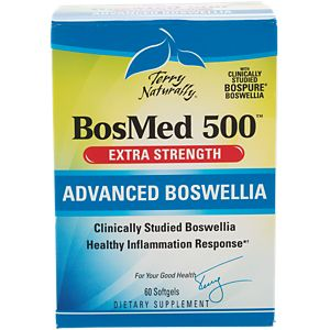 BosMed 500 Extra Strength - 60 Softgels