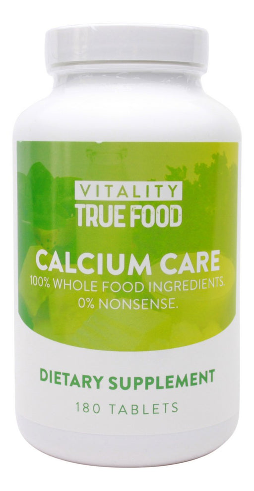 Calcium Care - 180 Tablets - Front