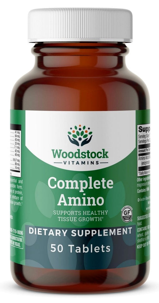 Complete Amino - 50 Tablets
