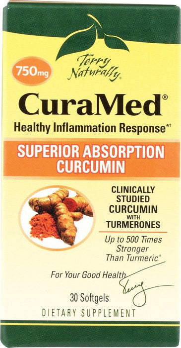 CuraMed 750mg - 30 softgels