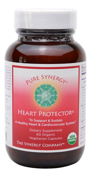 Heart Protector - 60 Capsules - Front