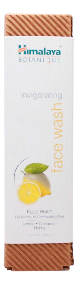 Invigorating Face Wash - 5.07 oz - Front