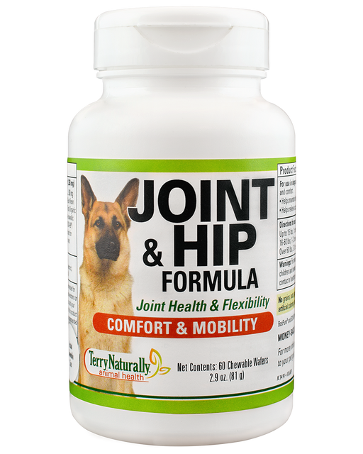 Joint and Hip Formula - 60 chewable wafers