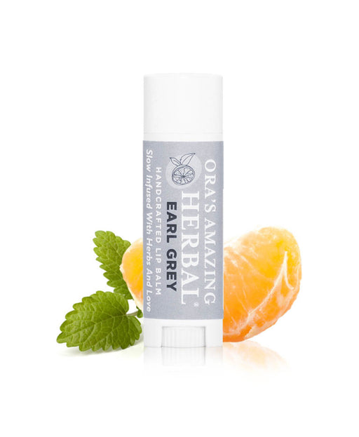 Earl Grey Botanical Lip Balm - .15 oz