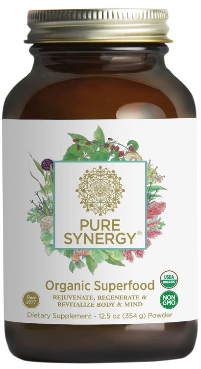 Pure Synergy Organic Superfood Powder - 6.3 oz