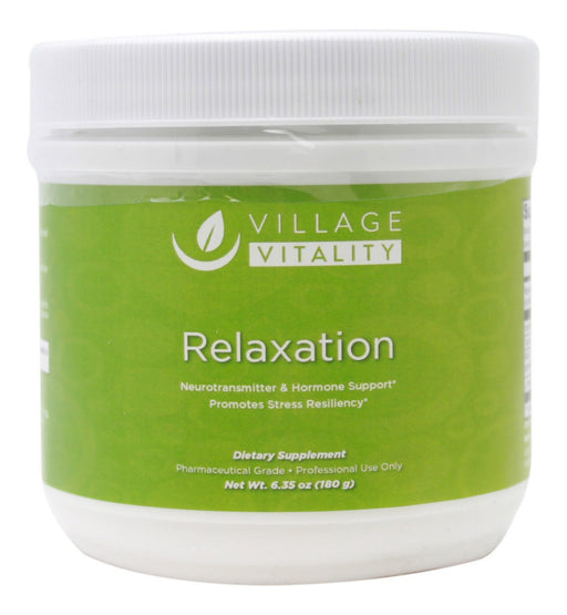 Relaxation - 6.35 oz Powder - Front