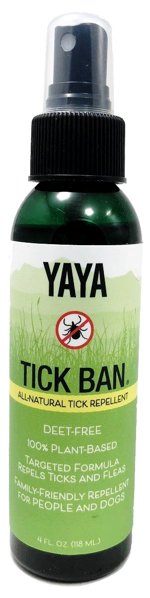 Tick Ban - 4 oz Spray