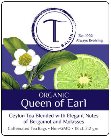 Queen of Earl - 18 Tea Bags