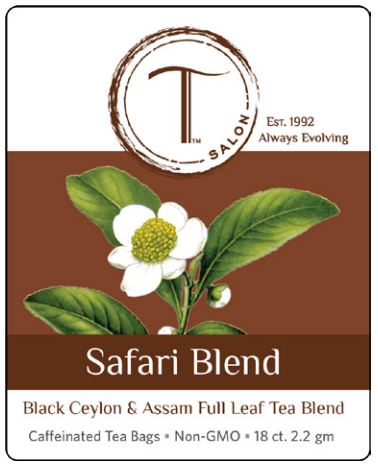 Safari Blend - 18 Tea Bags