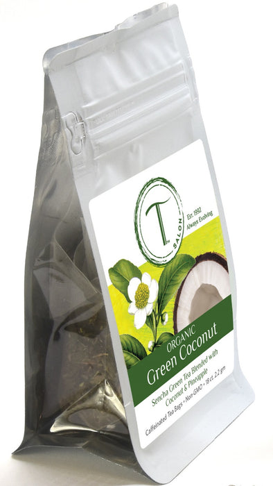 Green Coconut - 18 Tea Bags
