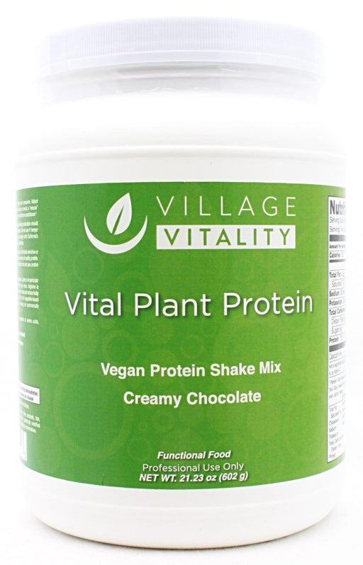 Vital Plant Protein Chocolate - 21.23oz