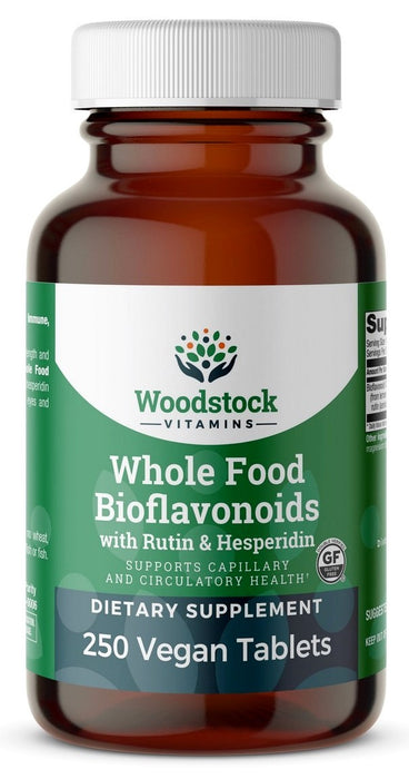 Whole Food Bioflavonoids - 250 Tablets