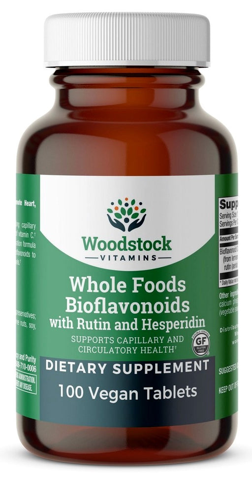 Whole Food Bioflavonoids - 100 Tablets