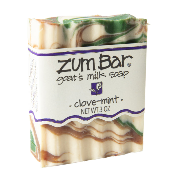 Clove-Mint Zum Bar - 3 oz Bar