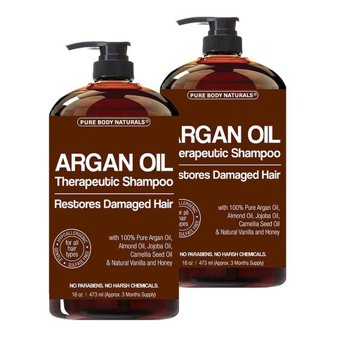Argan Oil Shampoo set of 2