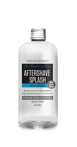 Aftershave Splash Facial Refresher