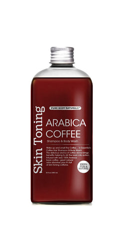Arabica Coffee Shampoo & Body Wash