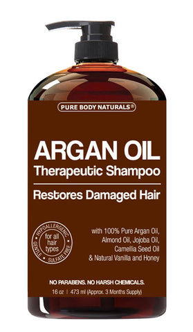 Argan Oil Therapeutic Shampoo