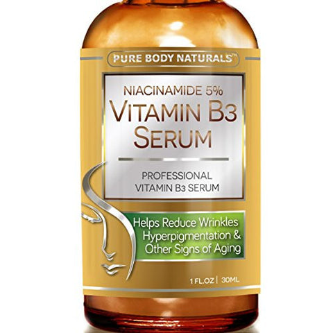 Vitamin B3 Facial Serum