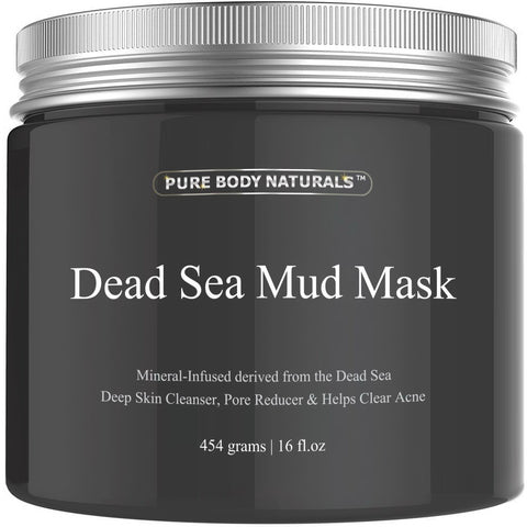 Dead Sea Mud Mask - 16 Oz