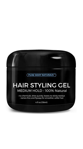 Hair Styling Gel - Natural