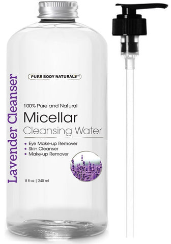Micellar Cleansing Water, Lavender