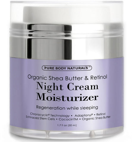 Night Time Facial Moisturizer