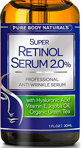 2% Retinol Facial Serum