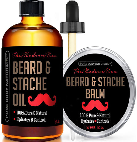 Beard and Stash Duo Kit
