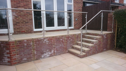 Glass Balustrades - The Order Process
