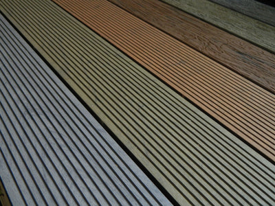 Product Launch - Composite Decking