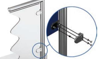 Fitting and technical information for balustrade systems – WPS Handrails