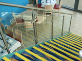 Side Fixed Glass Balustrade