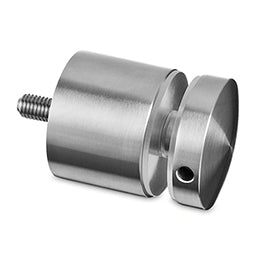 Stainless Steel Glass Holder (50 mm) - Various standoff - Grade 316