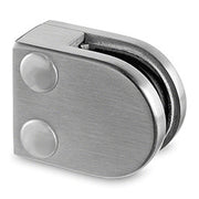 "Stainless Steel Glass Clamp - ""Mini"""