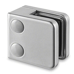 Square Glass Clamp
