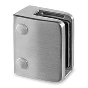 Square Glass Clamp (Model 24,  9.52- 17.52.mm glass)