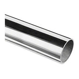 Stainless steel tube - 48.3mm x 2.5mm Grade 316 - Mirror Polished