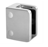 Square Glass Clamp (Model 23,  19- 21.mm glass)