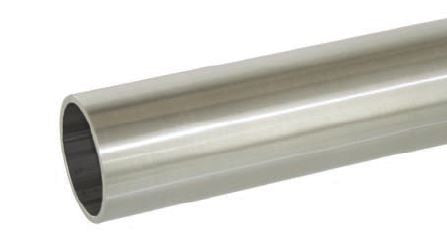 Stainless Steel Foot-Rail tube - 50.8 mm x 3 mm