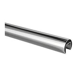Slotted Handrail Tube - 48.3 mm (30 x 27 mm slot)