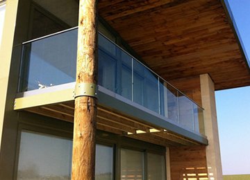 WPS Frameless Glass Balustrade System