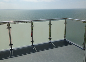 WPS Glass Balustrade System
