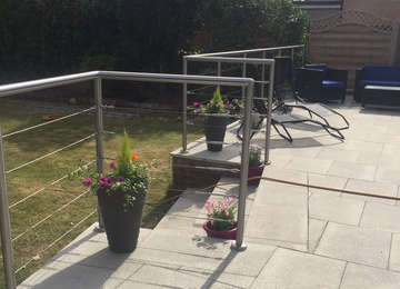 WPS Wire Balustrade System