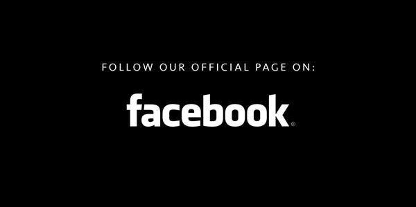 Follow our official Facebook page