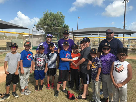 San Benito Baseball and Softball League