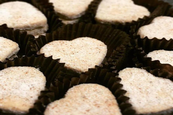 Cinnamon Sugar Corazoncitos (Mini Hearts) - A Valentine's Favorite