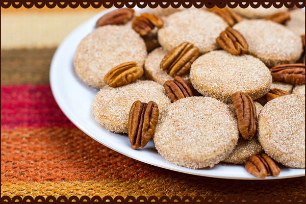 Pecan Cinnamon Sugar - A Texas Treat