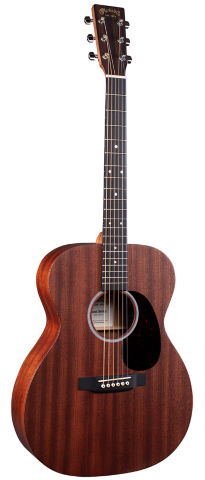 Martin 000-10E Road Series Sapele Acoustic/Electric Guitar
